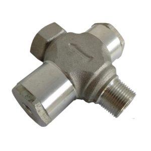 Válvula De Descarga (Canhão) Rosca 3/4″ Para Compressores Regime Contínuo